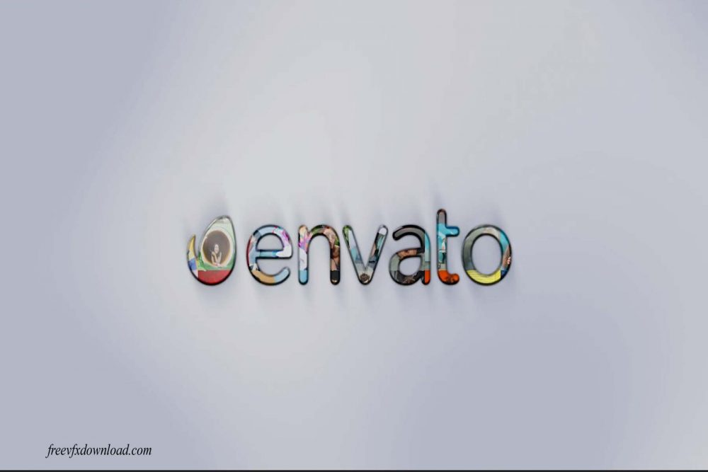 Photo & Video Wall Logo Reveal Videohive-26975458
