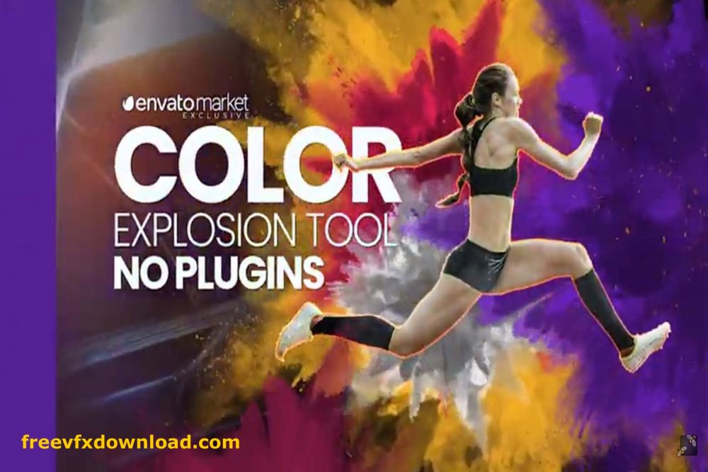 Color Explosion Tool Videohive 27869801 After Effects Templates