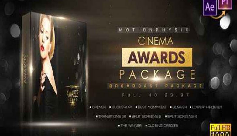 Cinema Awards Package Premiere PRO Videohive-27764712