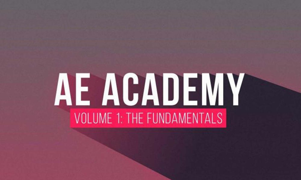 Motion science Free After Effect Academy Volume 1