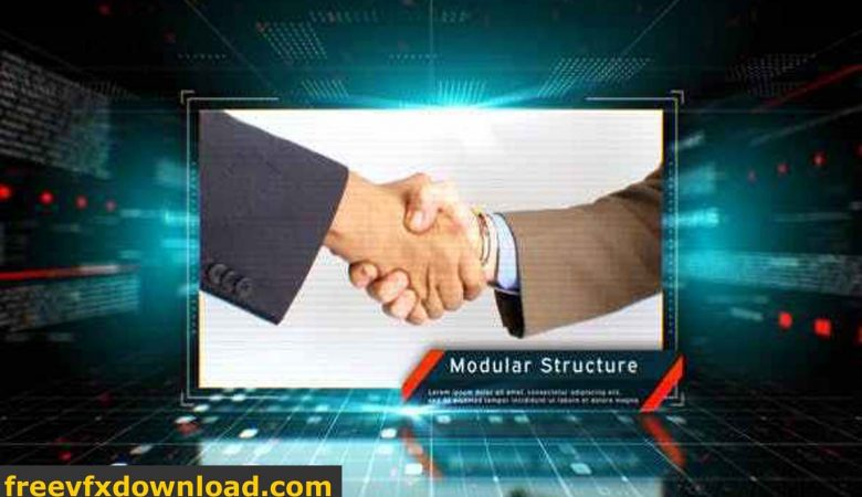 Free Download Tech Corporate Slideshow 23271061 Videohive –After Effects Templates
