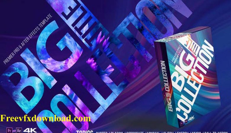 Videohive Favorite Big Title Collection Pack v2.1 25066414 Free Download