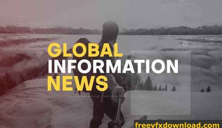 Global Information News Free Download Videohive-28128195