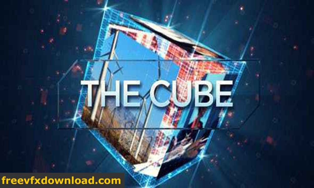 The Cube Intro Videohive-20387521 Free Download