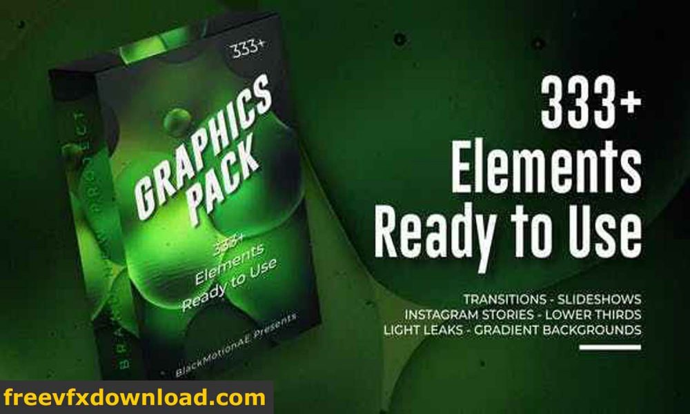 Videohive Graphics Pack 27128073 Free Download