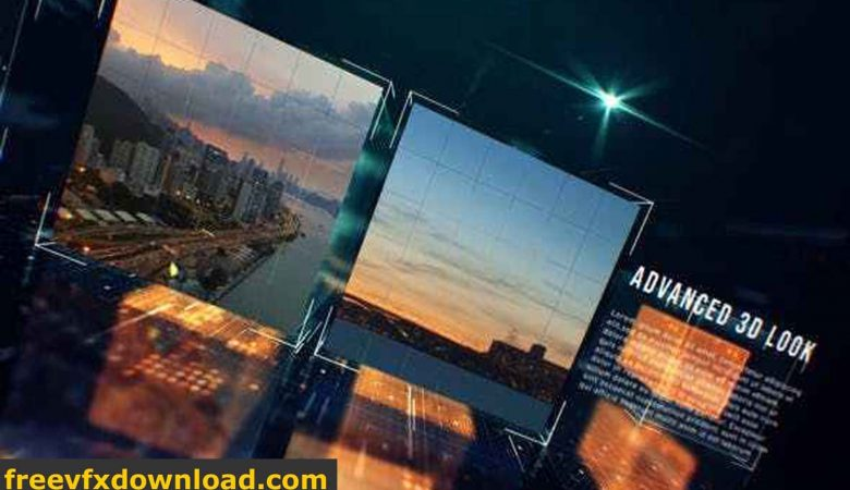 Videohive The Cubes Slideshow 23321306 Free Download