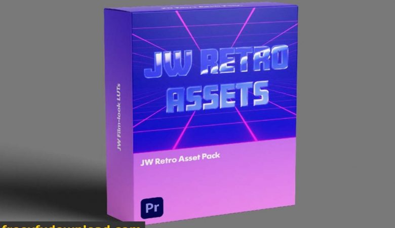 Sellfy – JW Retro Assets Pack