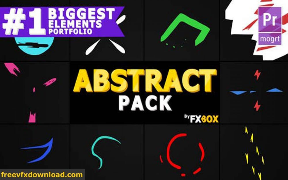 Videohive Flash Fx Pack for Premiere Pro   99 Packs