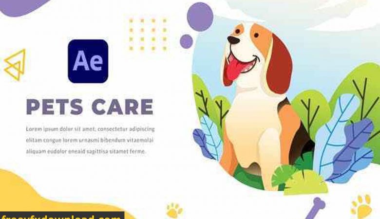 Videohive-28387481 Pets Care and Veterinarian | After Effects