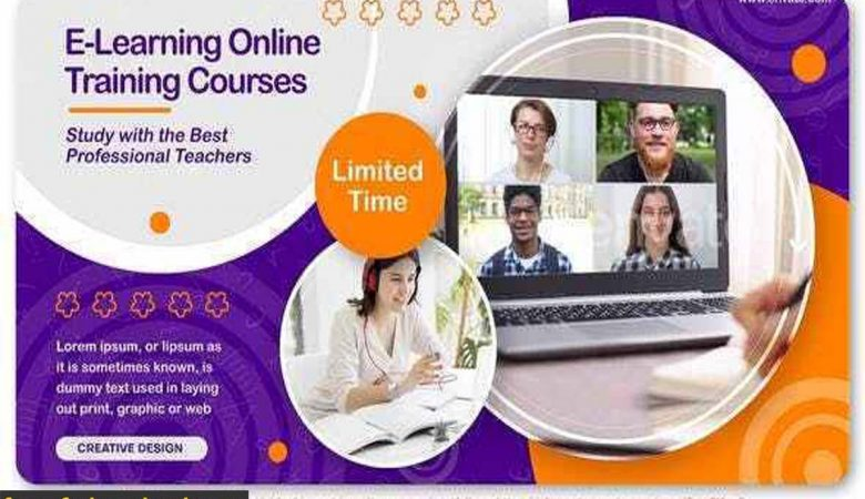 Videohive-28376883 E-Learning Online Training Courses