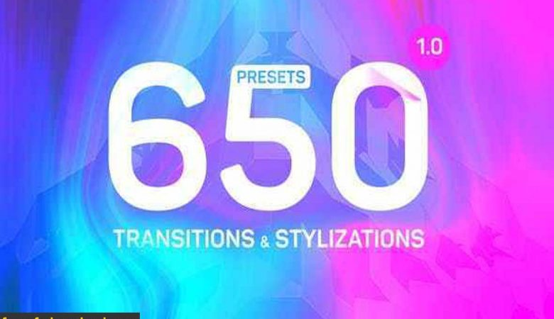 Transitions & Stylizations for Premiere Pro