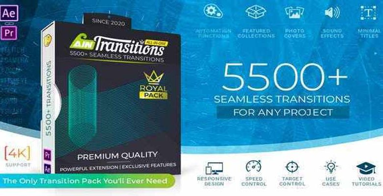 Videohive AinTransitions