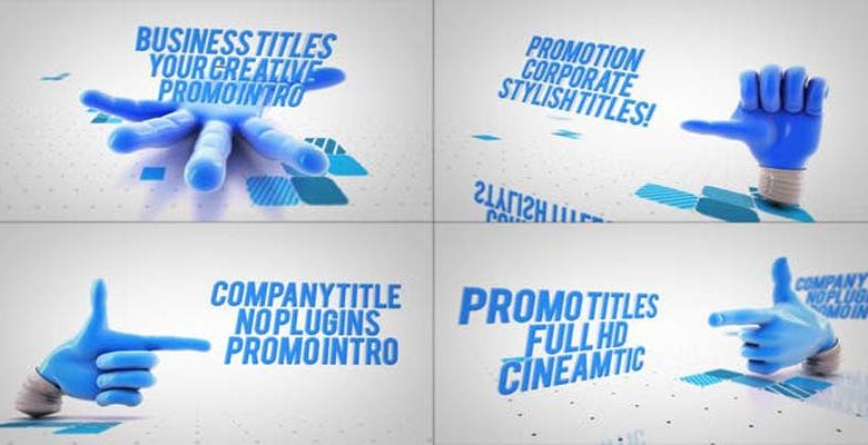 Catch Your Titles Videohive 28019360