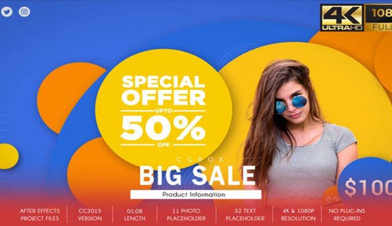 Product Promo-Big Sale Videohive 31830324