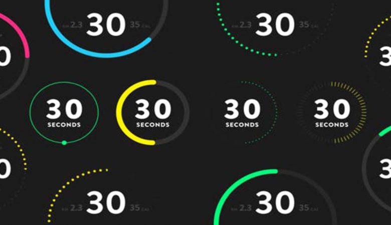Countdown Timers for Fitness videohive 31179291