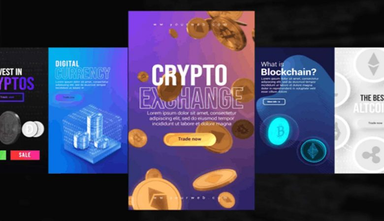 Instagram Crypto Stories videohive 31935321