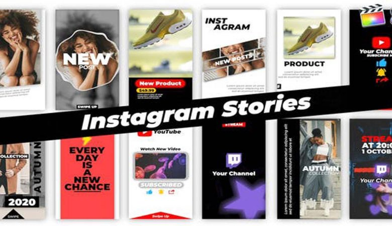 Instagram Stories Videohive 32034002