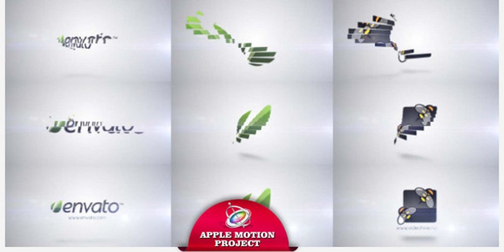 Simple Logo Reveal Videohive 5026302