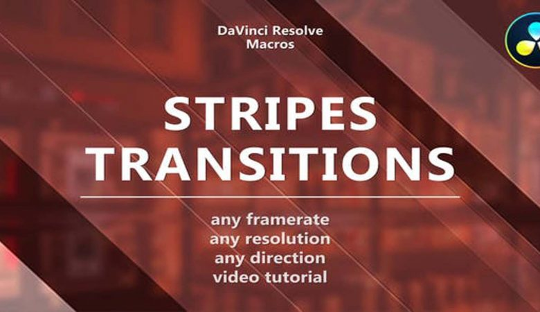 Stripes Transitions Videohive 31777416