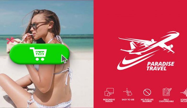 Web Shop Promo & Logo Reveal Videohive 31675371