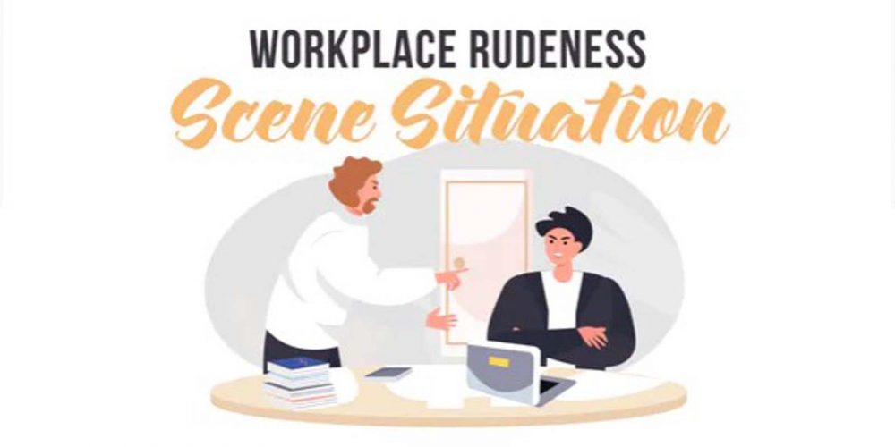 Workplace rudeness - Scene Situation Videohive 32352638