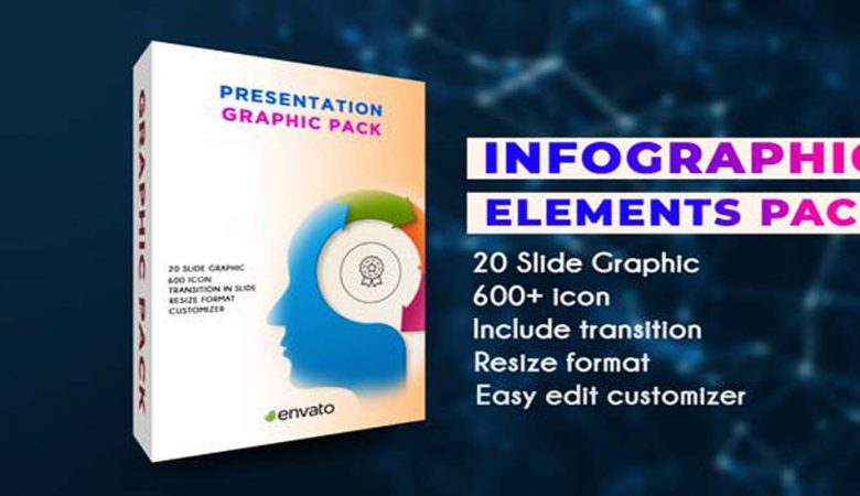 Infographic Elements Pack Videohive 32136326