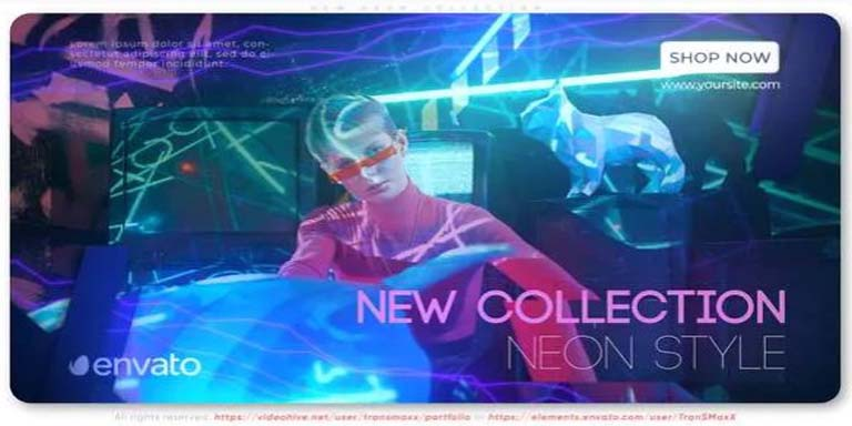 New Neon Collection Videohive 32849916