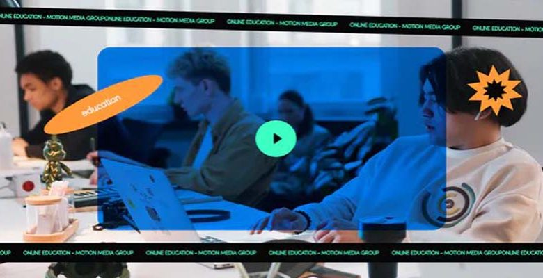 Online Education Promo 3 in 1 Videohive 32683222
