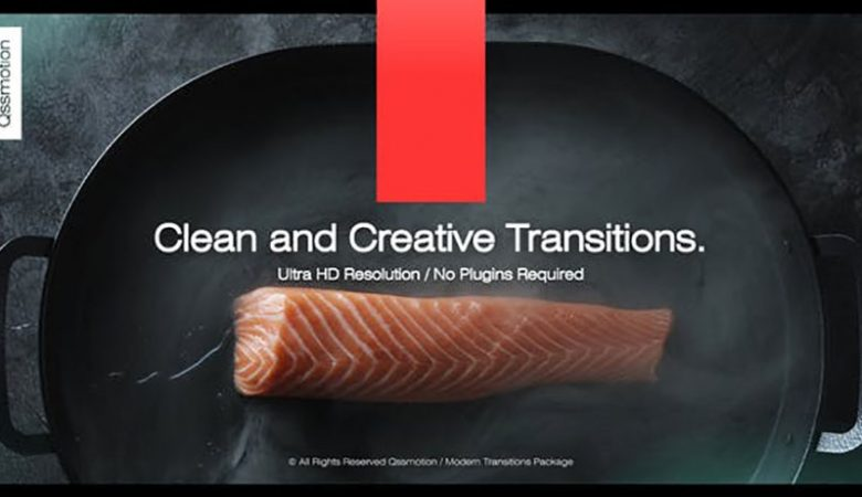 Clean and Creative Transitions