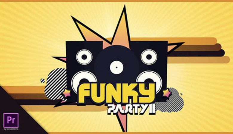 Funky party 2 For Premiere