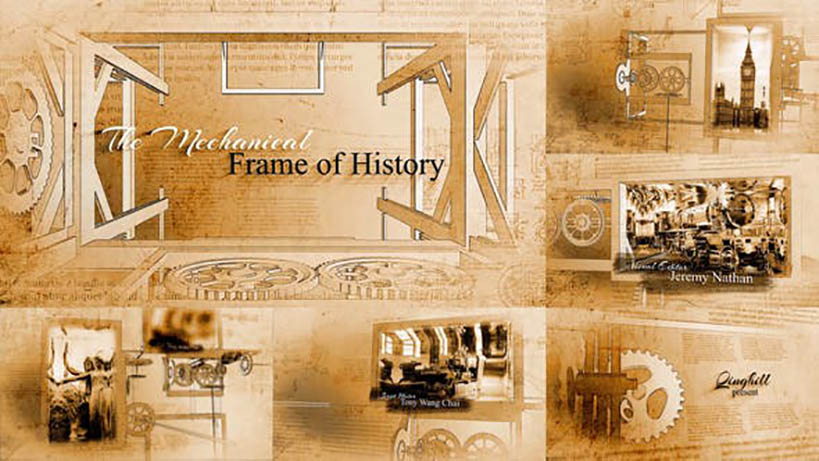 The Mechanical Frame of History