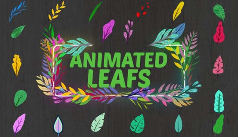 Animated Leafs